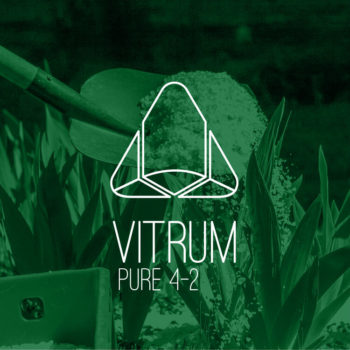 Vitrum Pure frakcia 4-2mm